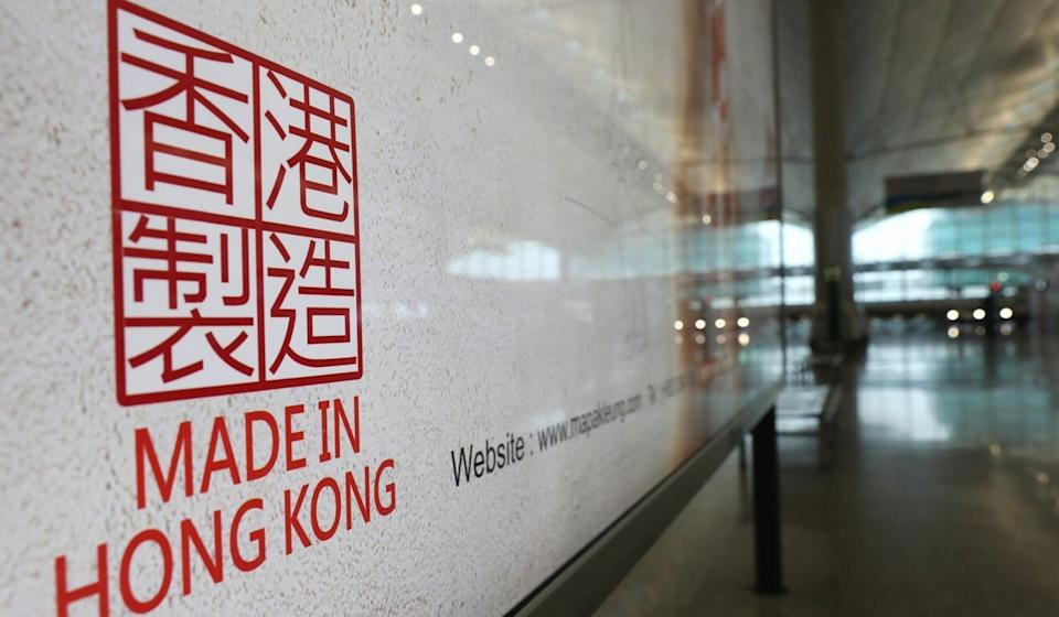 The government has launched legal procedures at the World Trade Organization over the US's move on labelling. Photo: Nora Tam