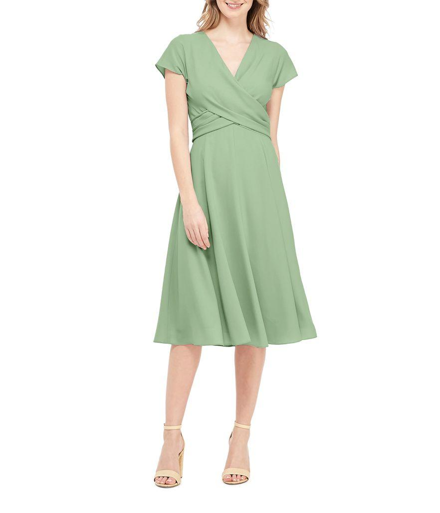 Gal Meets Glam Collection Crisscross Bodice Dress (Photo: Nordstrom)