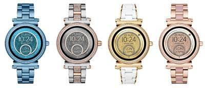 77e966411938 Michael Kors adds new color options to its Access smartwatch collection