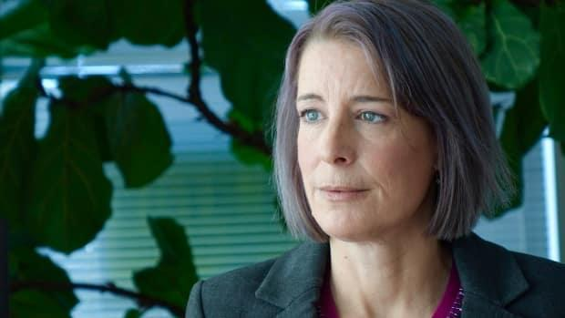 Debi Daviau, president of the Professional Institute of the Public Service of Canada, says professionals who work for the Canada Revenue Agency need better organization and the right tools to crack down on offshore tax evasion. (Ashley Burke/CBC News - image credit)