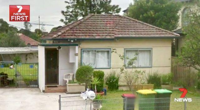 The house purchased in Greenacre. Source: 7 News