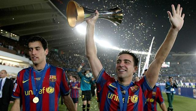 "<p>If Xavi has £1 for every assist he made in the 2008/09 season, he'd have earned himself £29, or a copy of Football Manager 2009 - where the game first introduced 3D pitches. Exciting.</p> <br><p>The point here is that Xavi was really good at helping people score goals in 2009. Along with the Spanish treble (and Champions League player of the year award), Xavi assisted four goals in Barcelona's incredible 6-2 El Clasico victory over <a href=""http://www.90min.com/teams/real-madrid?view_source=incontent_links&view_medium=incontent"" rel=""nofollow noopener"" target=""_blank"" data-ylk=""slk:Real Madrid"" class=""link rapid-noclick-resp"">Real Madrid</a> in 2009. </p> <br><p>Xavi <strong>should </strong>have won the Ballon d'Or. It's a crying shame that he didn't.</p>"