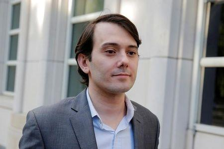 Judge orders 'Pharma Bro' Martin Shkreli to give up $7.36M US