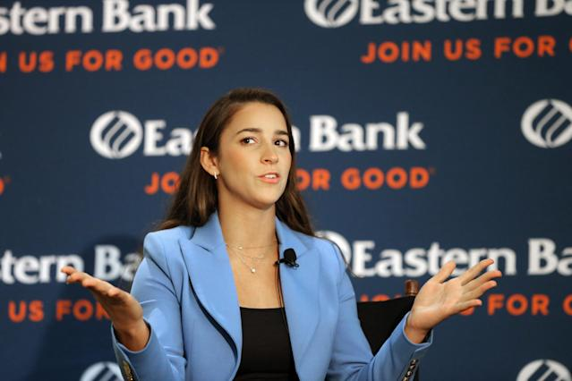 Aly Raisman wants full transparency from USA Gymnastics, and they can only get that through radical organizational change. (Getty)
