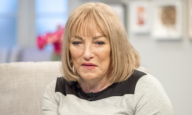 "Kellie Maloney: ""I see myself as a woman."""