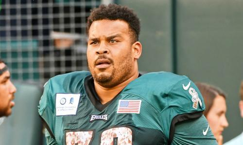 Brandon Brooks says he had to leave Eagles' loss to Seahawks due to anxiety