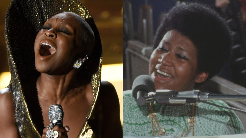 Cynthia Erivo is playing Aretha Franklin in 'Genius'. (Credit: AP Photo/Chris Pizzello/StudioCanal)