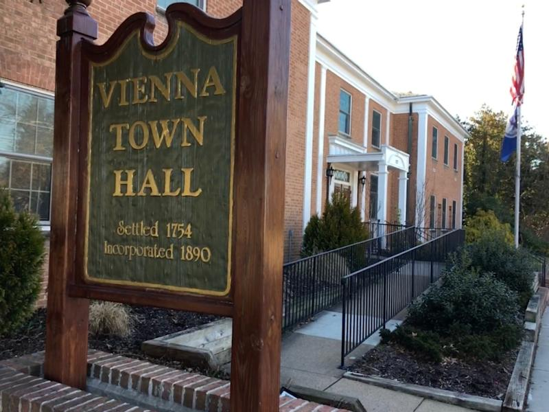 The Town of Vienna's adopted 2021 budget is lower than the budget of the current fiscal year.