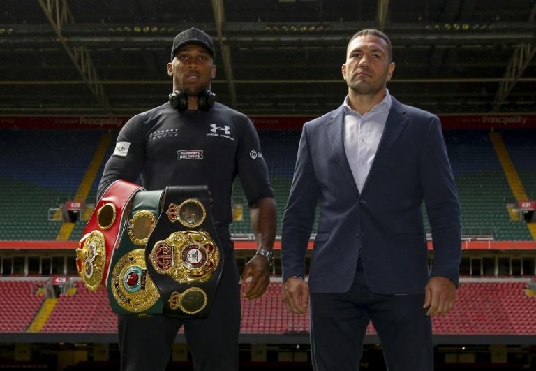 Heavyweight champion Joshua to face Pulev in first fight in year