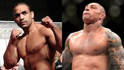 Rafael 'Feijao' Cavalcante vs. Thiago Silva Moved to UFC on Fuel TV 10