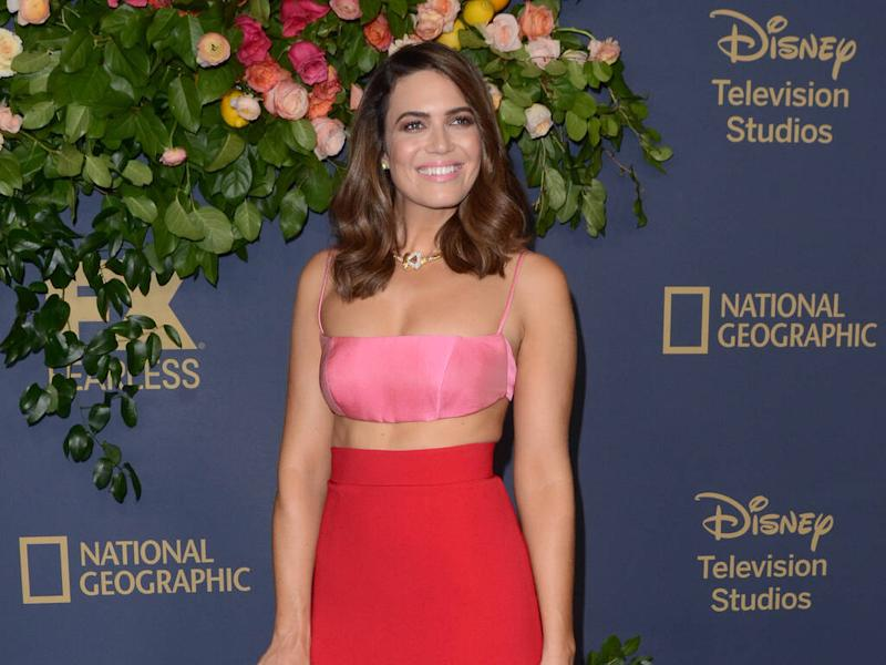 Mandy Moore feeling much healthier after ditching dairy and gluten