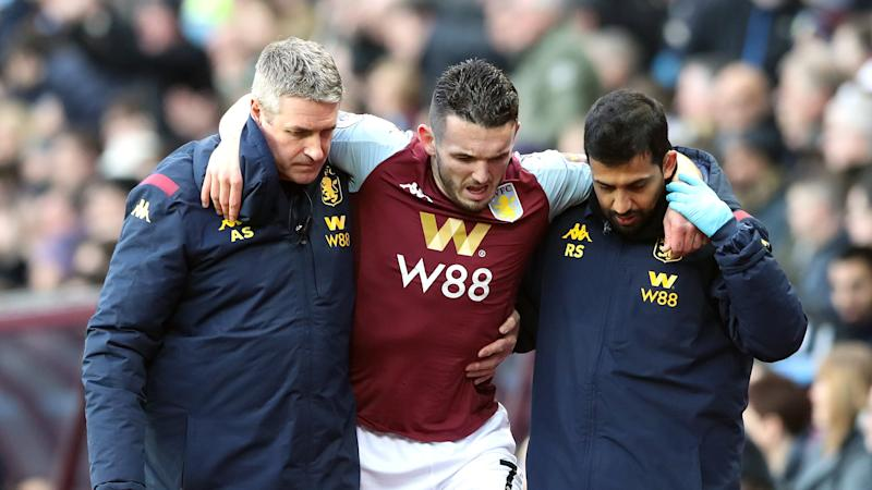 McGinn making positive progress – Aston Villa boss Smith