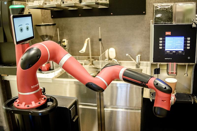 Rapid Rise in Robots Replacing Humans at Work Leading to Big Job Losses in Next 20 Years: Report