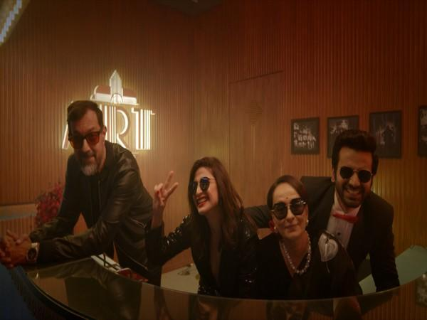 Star cast of 'Call My Agent: Bollywood'