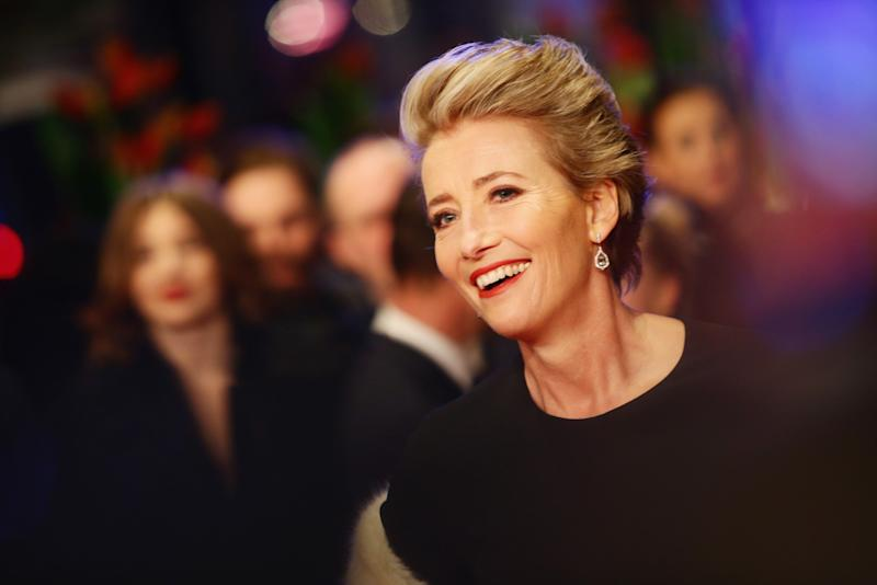 Emma Thompson Had a Chance to Save the Republic by Going on a Date With Donald Trump, But She Declined