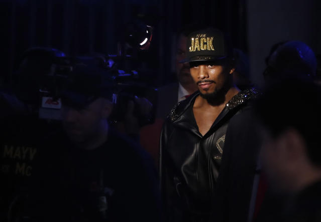 Badou Jack (22-1-1, 13 KOs) has become world class by the sheer dint of his determination. (Reuters)