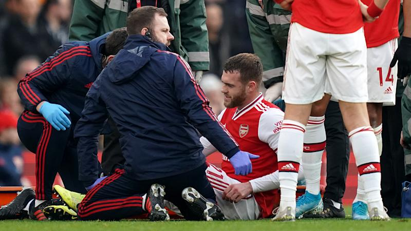 Calum Chambers 'determined' to come back stronger from serious knee injury