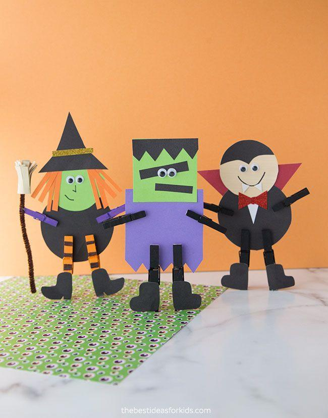 """<p>Once you print out the free templates, your kids can start putting coloring and putting together these adroable clothespin monsters.</p><p><a href=""""https://www.thebestideasforkids.com/halloween-clothespin-crafts/"""" rel=""""nofollow noopener"""" target=""""_blank"""" data-ylk=""""slk:Get the printable at The Best Ideas for Kids »"""" class=""""link rapid-noclick-resp""""><em>Get the printable at The Best Ideas for Kids »</em> </a></p>"""