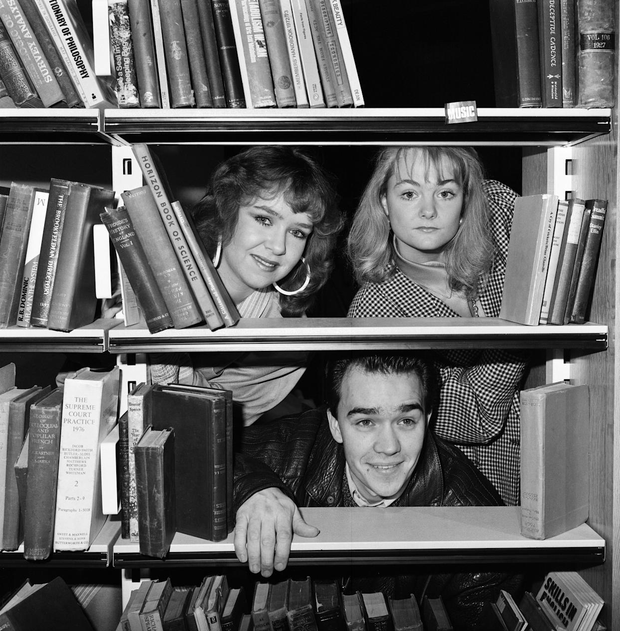 Todd Carty and Alison Valentine will be joined by Lee MacDonald for a special Grange Hill live show (Photo by Mike Maloney/Daily Mirror/Mirrorpix/Getty Images)