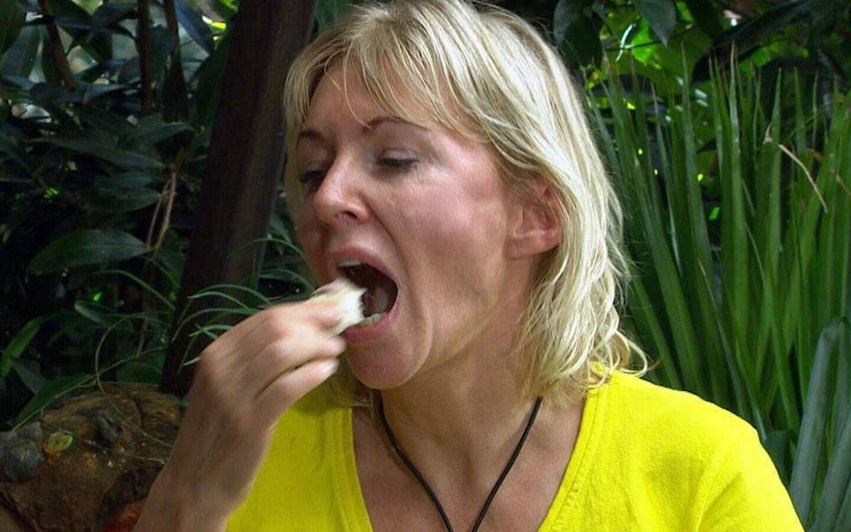 Dorries is no stranger to controversy, having taken time off as an MP to appear on I'm a Celebrity... Get Me Out Of Here - Rex Features