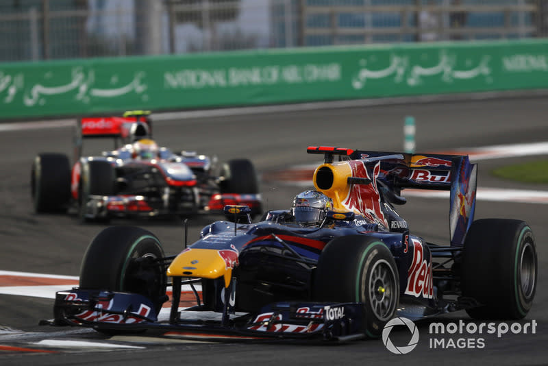 "Sebastian Vettel, Red Bull Racing RB6<span class=""copyright"">Andrew Ferraro / Motorsport Images</span>"