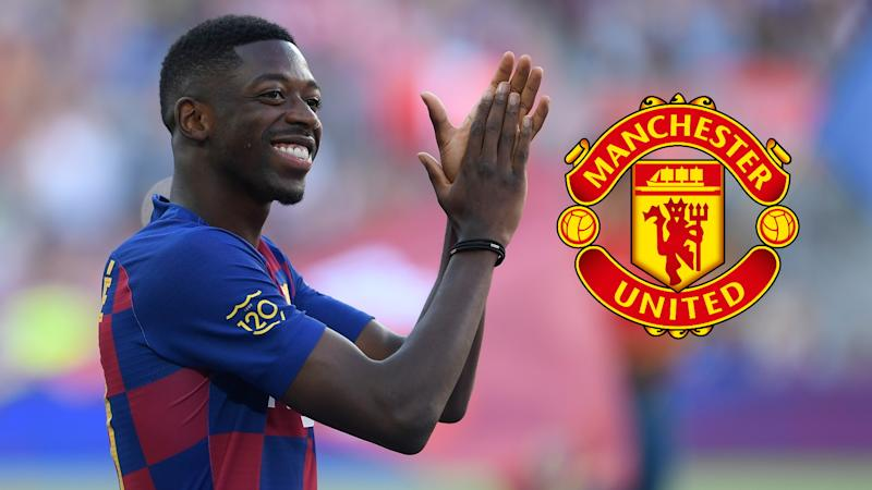 'Joker' Dembele would be a good fit for Man Utd if Sancho bid fails – Rivaldo
