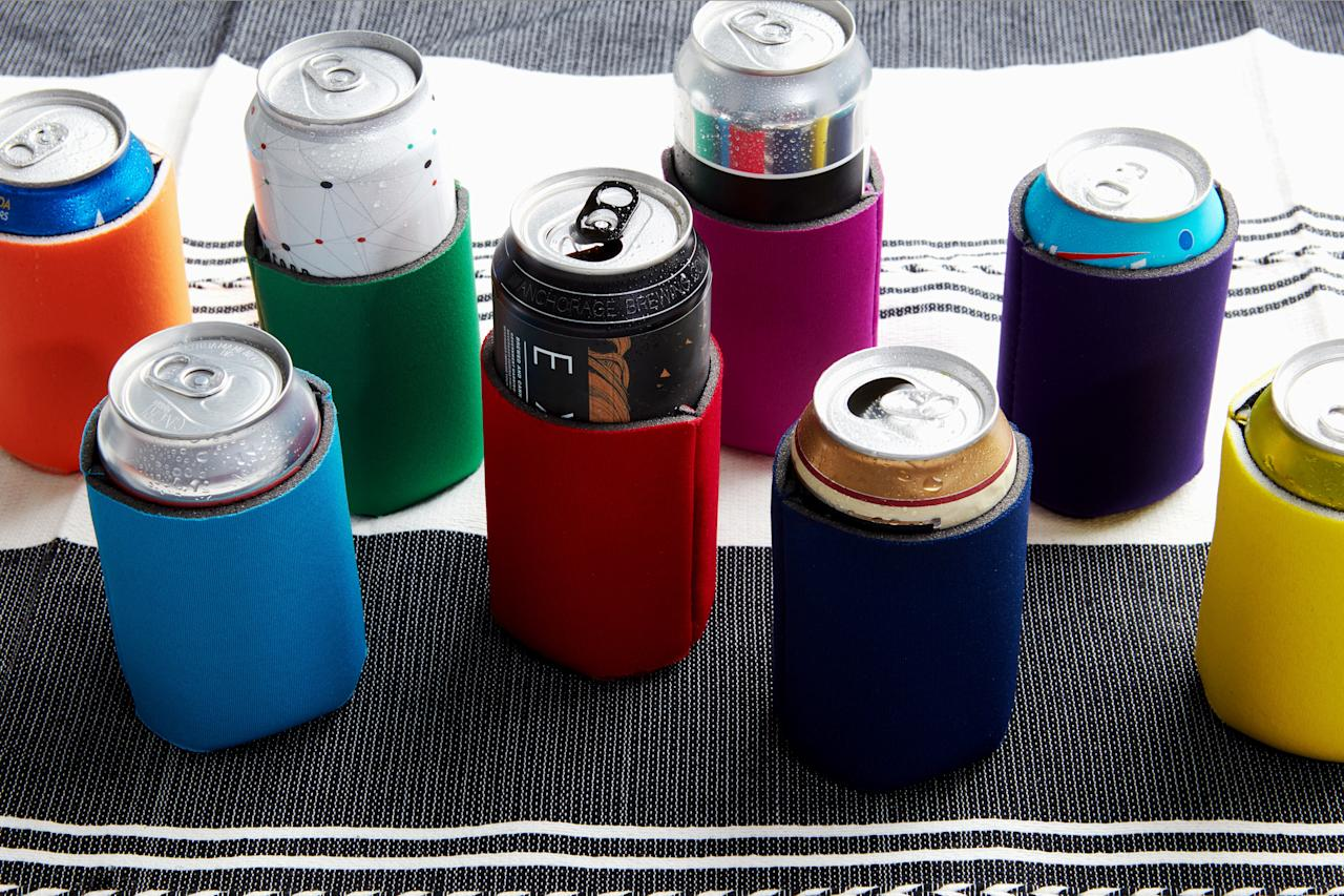 "When it comes to picnicking, a koozie is an essential item. And while it's true that few people intentionally <em>buy</em> koozies—instead, koozies tend to accumulate in your drawers, keepsakes from that charity 5K you did (once)—we think they're worth the small investment. <strong><a href=""https://www.epicurious.com/expert-advice/why-you-should-own-koozies-article?mbid=synd_yahoo_rss"">Read why here.</a></strong> <a href=""https://www.epicurious.com/expert-advice/why-you-should-own-koozies-article?mbid=synd_yahoo_rss"">See article.</a>"