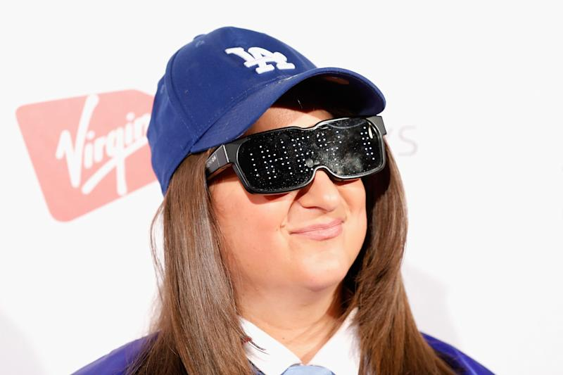 LONDON, ENGLAND - OCTOBER 12: Honey G attends the Virgin Holiday's Attitude Awards 2017 at The Roundhouse on October 12, 2017 in London, England. (Photo by Tristan Fewings/Getty Images)