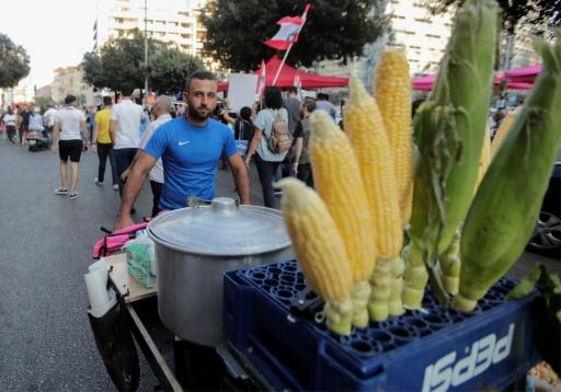 Demonstrators taking part in Lebanon's protests since October 17 are spoiled for choice when hunger strikes