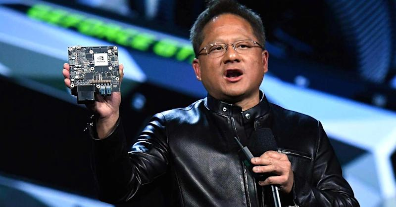 Hot tech stock Nvidia has even more room to run, says technical analyst
