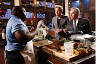 "<p>While you are filming the show <a href=""https://tv.avclub.com/what-it-s-like-to-be-a-contestant-on-masterchef-1798282063"" rel=""nofollow noopener"" target=""_blank"" data-ylk=""slk:production takes your phone away"" class=""link rapid-noclick-resp"">production takes your phone away</a>. This is to ensure that the <a href=""https://www.aliceinframes.com/8-things-you-didnt-know-about-masterchef/"" rel=""nofollow noopener"" target=""_blank"" data-ylk=""slk:chefs can't cheat"" class=""link rapid-noclick-resp"">chefs can't cheat</a> by researching recipes online, as well as to keep production top secret.</p>"