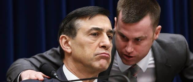Issa: Lois Lerner Attacked Conservatives On Obama's Behalf [VIDEO]