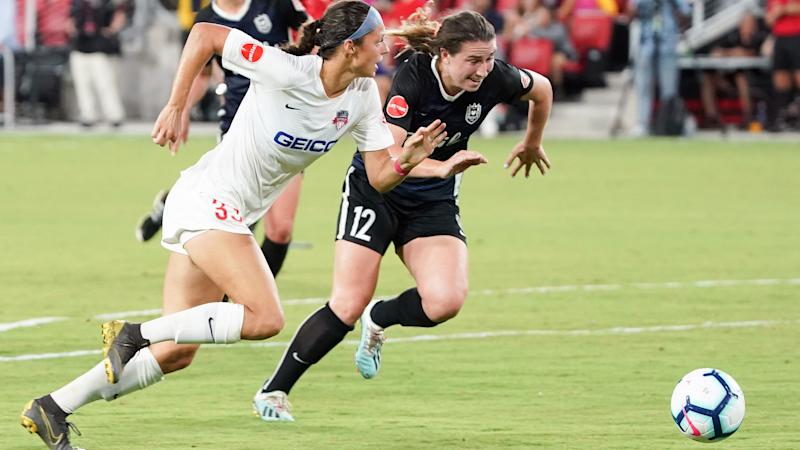 NWSL confirms return in September with regional fall series competition