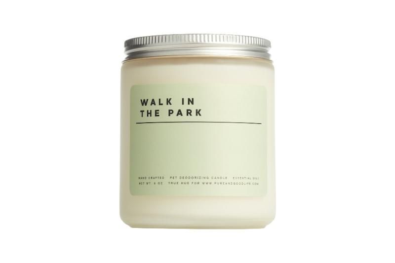 Walk in the Park Pet Deodorizing Soy Wax Candle (Photo: Nordstrom)