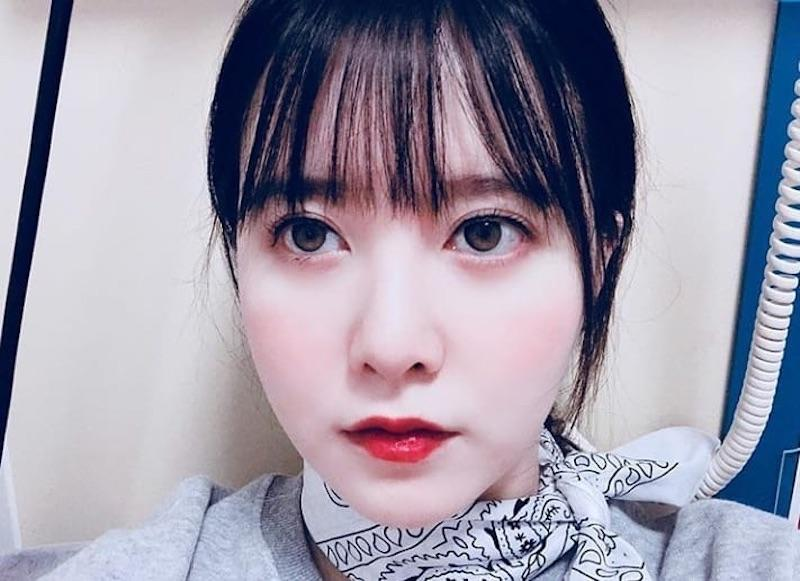 Goo Hye-sun appears to have lost weight judging from her most recent photo. — Picture courtesy of Instagram/ goohyesun_84