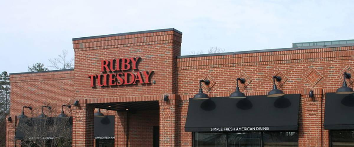 <cite>Cbraccialini / Wikimedia Commons</cite> <br>The Ruby Tuesday chain has been dwindling.<br>