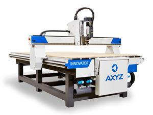 AXYZ Announces the New Innovator CNC Router for Rapid-Prototyping & Educational Institutions