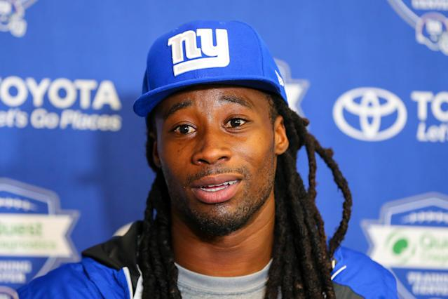 New York Giants' Janoris Jenkins' brother was charged with manslaughter in the death of a man whose body was found in the NFL player's home