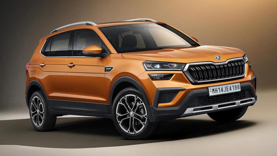 SKODA KUSHAQ Style AT to get new safety features soon