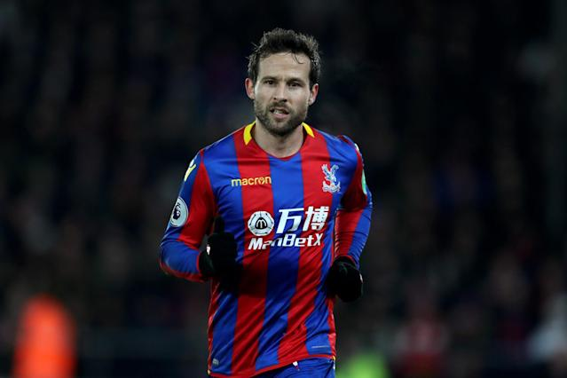 Yohan Cabaye to hold Crystal Palace contract talks but set for pay cut if he stays