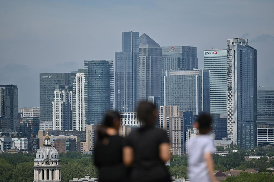 The survey of global investors revealed that the UK also had the most investment friendly COVID-19 recovery plans, backed by 48% of respondents. Photo: Justin Tallis/AFP via Getty Images