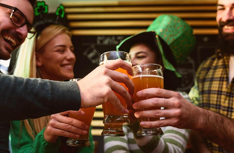 When is St. Patrick's Day 2020?