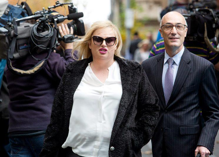 Rebel Wilson is facing off against Bauer Media in an Australian court. (Photo: Paul Jeffers/Fairfax Media via Getty Images)