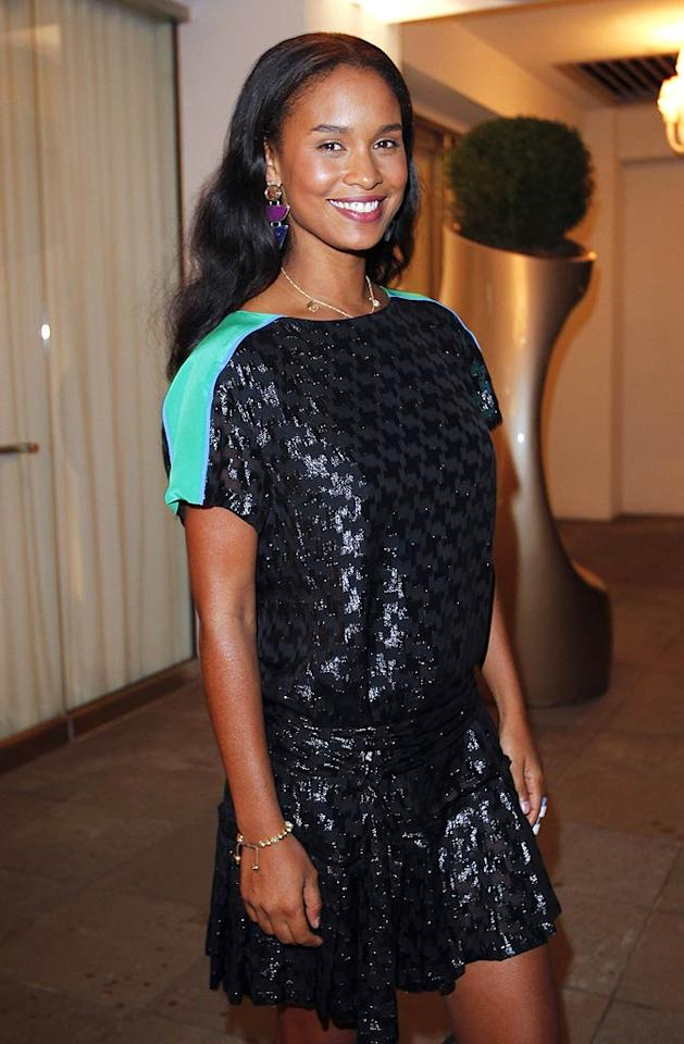 "Joy Bryant (""Parenthood"") turns 35.    Donato Sardella/WireImage.com - September 21, 2011"
