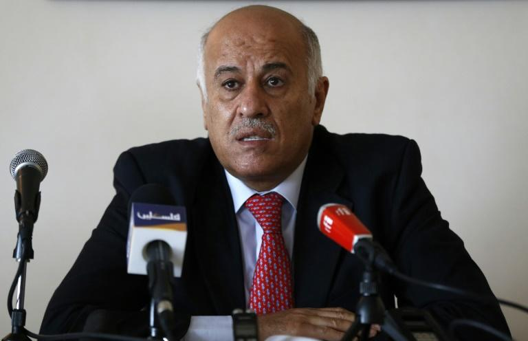 Palestinian Football Association  head, Jibril Rajoub, has argued the presence of six Israeli football clubs playing inside settlements in the occupied West Bank that are seen as illegal under international law is in breach of FIFA statutes