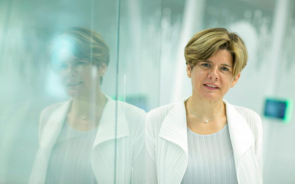Isabelle Scemama, chief executive of AXA IM Alt - News Scan