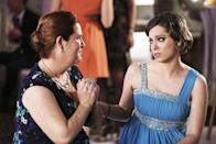 """<p><b>This Season's Theme: </b> Co-creator Aline Brosh McKenna offers a cryptic three-word tease that echoes a vintage Beatles tune: """"He loves me."""" <b>Where We Left Off: </b> Ah, but which """"he"""" is she talking about? McKenna declines to specify, but last year's cliffhanger ending suggests that, after a season of literally dancing around each other, Rebecca (Rachel Bloom) and Josh (Vincent Rodriguez III) are finally in sync. """"Last year was very much about denial, and this year Rebecca's feeling that she's connected with Josh, and that they're meant to be."""" Still, the other man in her new West Covina life, self-loathing bartender Greg (Santino Fontana) who sabotaged their fledgling romance, remains very much in the picture. Josh's recently dumped ex, Valencia (Gabrielle Ruiz, now a series regular), will also continue to be a major presence. """"She's going to have this beautiful path where she's going to learn from the Josh/Valencia break-up,"""" Rodriguez says. <b>Coming Up: </b> """"We're doing a Blink 182-style power punk pop song, and a Princess-style song,"""" McKenna says, while Rodriguez promises that Josh will get to show off his sweet dance moves again. We'll also continue to spend time in Rebecca's law office, where her partner-in-love-crimes Paula (Donna Lynne Champlin) takes on a new role, and we'll check in with her overbearing mother (Tovah Feldshuh). <b>Vince4Ham: </b> Tony winner Lea Salonga guest starred on the Season 1 finale, opening the door for potential appearances from other Broadway superstars. Rodriguez's dream get? <i>Hamilton</i> creator Lin-Manuel Miranda. """"If I could rap with Lin, I would die a happy man,"""" he says. """"I want to play Hamilton so badly!"""" Luckily, he's on the right show to indulge his obsession. """"If you go into our writer's room and say, 'Angelica,' someone else will say, 'Eliza.'"""" <i>– EA</i> (Credit: Scott Everett White/The CW)</p>"""