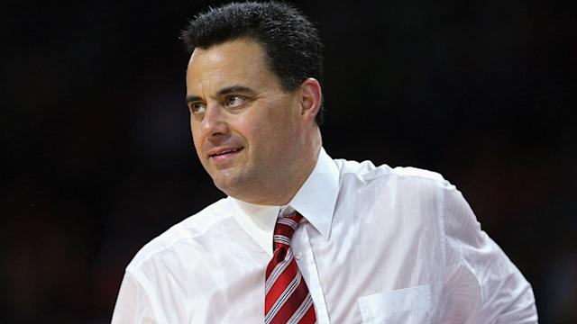 Arizona leadership went to bat for Sean Miller in a statement released Tuesday, but the coach is still under fire. (Getty)