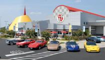 """<p><a href=""""https://www.corvettemuseum.org/"""" rel=""""nofollow noopener"""" target=""""_blank"""" data-ylk=""""slk:National Corvette Museum"""" class=""""link rapid-noclick-resp"""">National Corvette Museum<br><br></a>There are a lot of museums out there that have spaces dedicated to history, but few that have a whole exhibit dedicated to a momentous occasion that happened at the museum itself. But this Bowling Green spot was the site of crazy event in 2014. Their Superdome structure, used to display some amazing Corvettes of yesteryear, was the site of a sinkhole that swallowed eight vehicles. Wild, right? The superdome has been repaired, but you can still see the wreckage in the Corvette Cave-In Experience.</p>"""