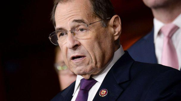 PHOTO: House Judiciary Committee Chairman Jerry Nadler (D-NY) holds a news conference to discuss the Committee's oversight agenda following the Mueller Hearing in Washington D.C., July 26, 2019. (Erin Scott/Reuters)